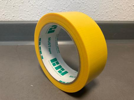 MUST tape® jaune