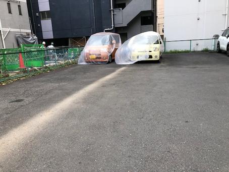 自動車カバー