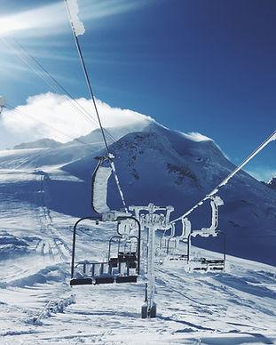 Ski Chaise Montagne Ascenseur