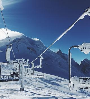 Ski Mountain stoeltjeslift