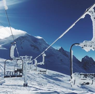 Monte Baranci skiing
