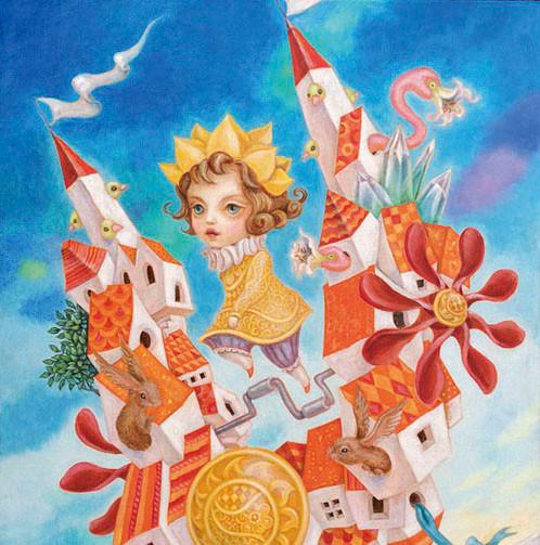 Yoko Mill | Vivid Wonderland