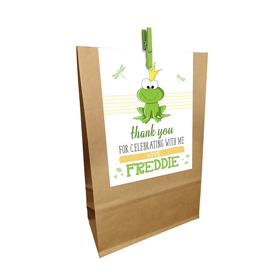 FROGGY PARTY BAGS
