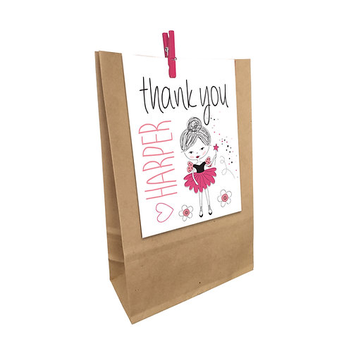 SPUNKY FAIRY PARTY BAGS
