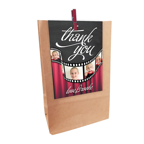 MOVIES PARTY BAGS