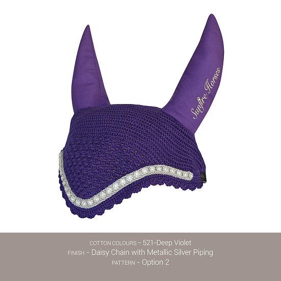 Boduke Bonnet Sunfire Violet