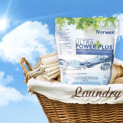 Ultra Power Plus Laundry Detergent