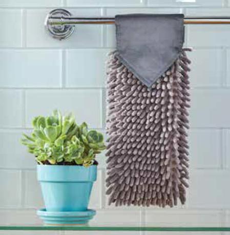 Chenille Hand Towel