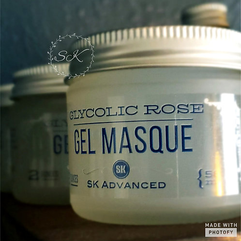 Glycolic Rose Gel Masque