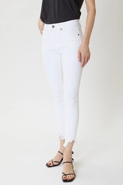 Kan Can Sophie High Rise Ankle Skinny Jeans