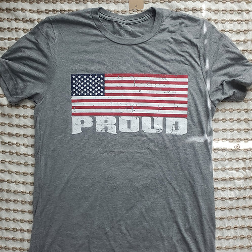 Texas True Threads America Proud