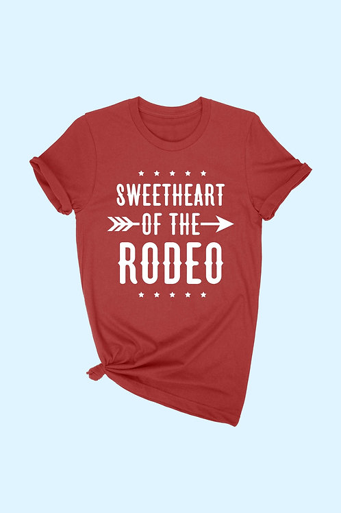 RODEO COUNTRY WESTERN GRAPHIC TEE  PREMIUM COTTON UNISEX SIZING CLASSIC FIT  Mad