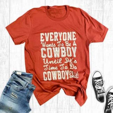 Cowboy Shit Rust