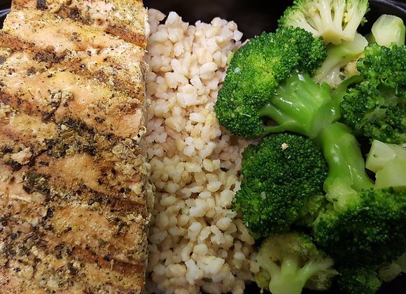 Get Fit Salmon