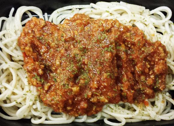 Get Fit Spaghetti & Turkey