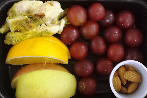 Get Fit Chicken Fruit Box