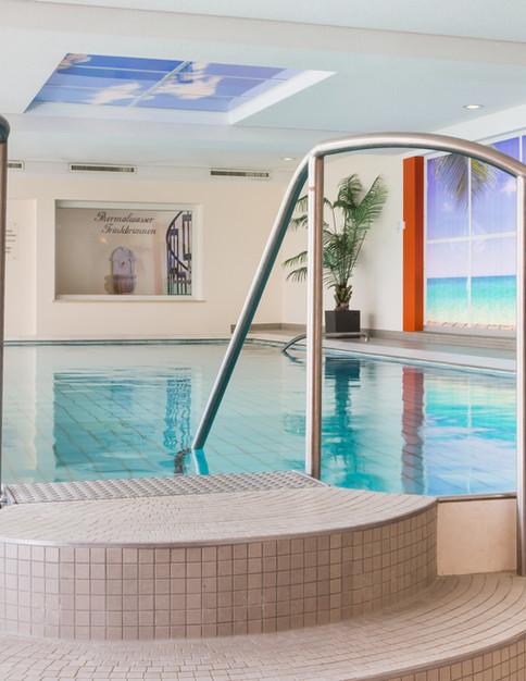 Pool Thermenhotel Gass