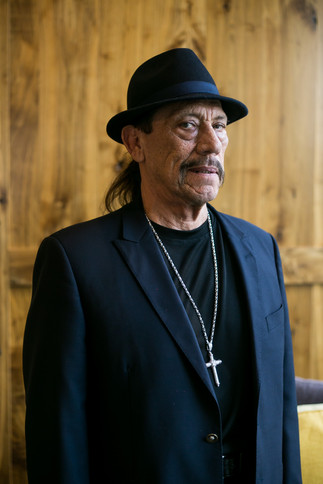 """Danny Trejo, who stared in several films including """"Desperado,"""" """"Con Air"""" and """"Machete,"""" was the featured speaker for the annual Merrill Scott Symposium at the Yakima Convention Center in Yakima, Wash., on Thursday, Aug. 23, 2018. Merrill Scott Symposium is an annual banquet honoring the longstanding commitment in the Valley to provide recovery services to those battling substance abuse. Trejo served in prison and was a drug user before turning his life around and landing on the big screen."""
