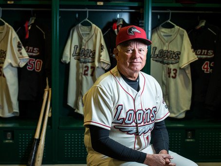 2016 Great Lakes Loons' staff