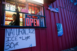Elders take on liquor stores