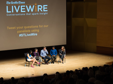 UW panel on battling fake news: 'Think more, share less'