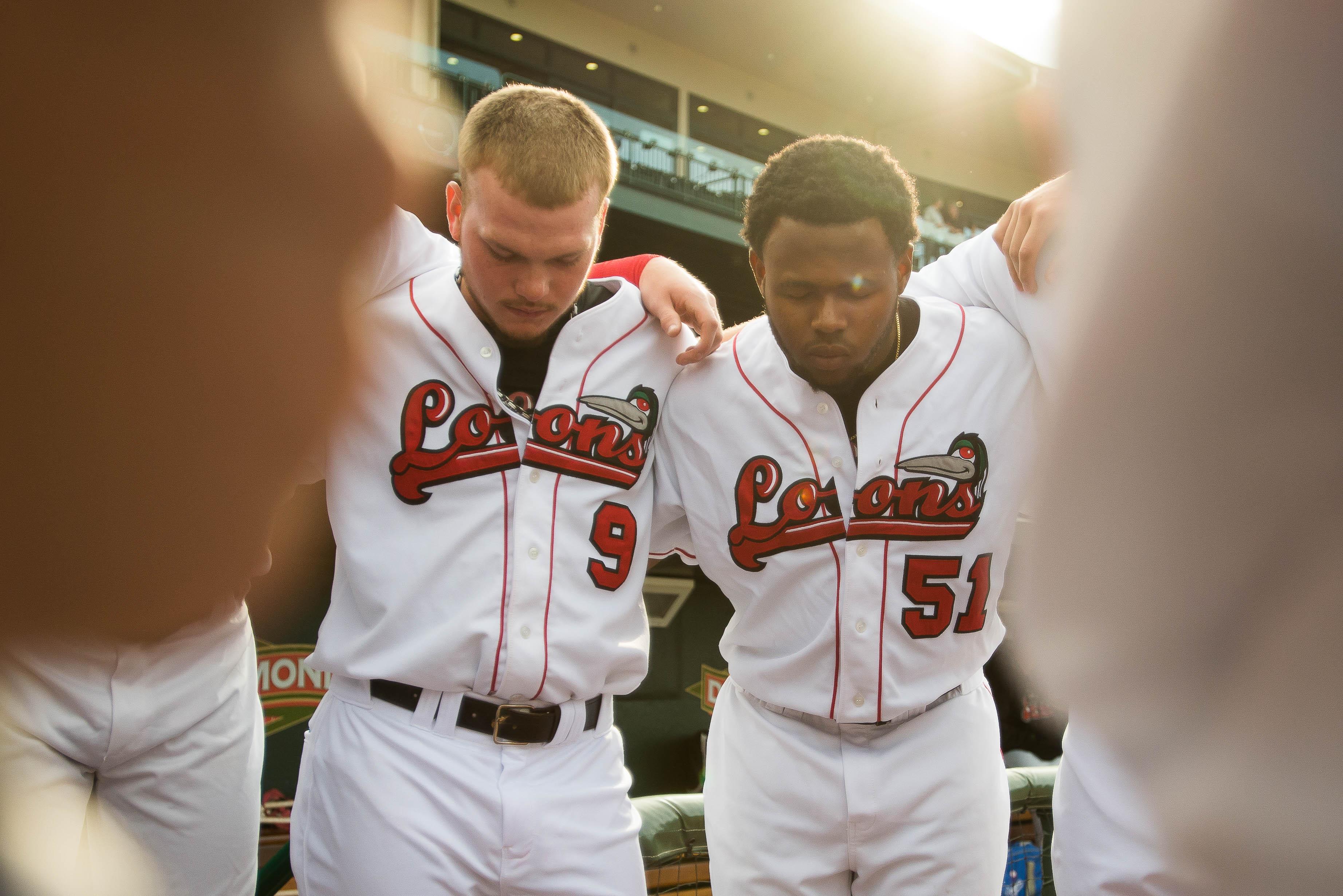 A baseball players prayer