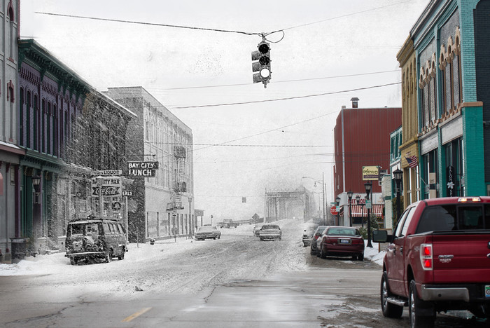 Then & Now: Bay City Celebrates 150 Years