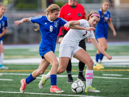 La Salle soccer can't capitalize on chances, falls in state semifinals 2-0