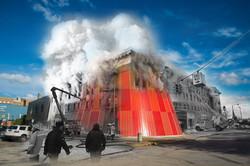 Wenonah Hotel Fire