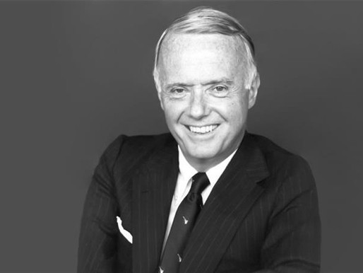 RMSP Founder Hon. Amory Houghton Jr. passes away March 4 at age 93