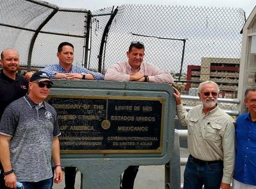 RMSP members visit U.S.-Mexico border amid ongoing crisis