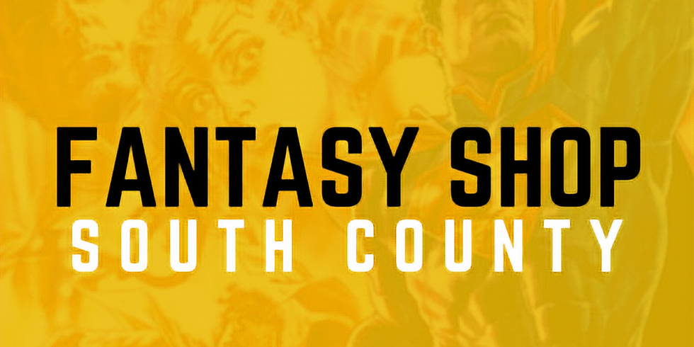 Fantasy Shop CKC Con Prep Event
