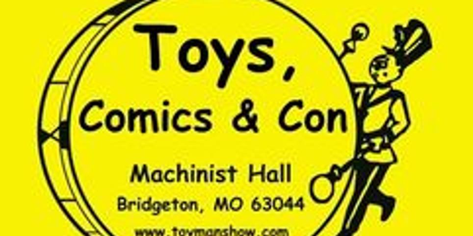 ToyMan Toy Show
