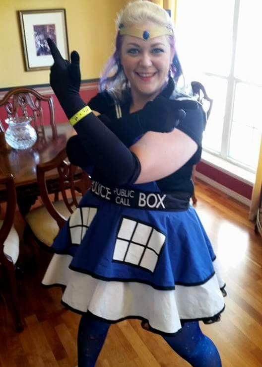 Sailor Tardis