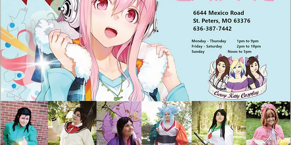 Haha Anime: Retro Anime Event