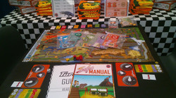Demo table is ready for our players
