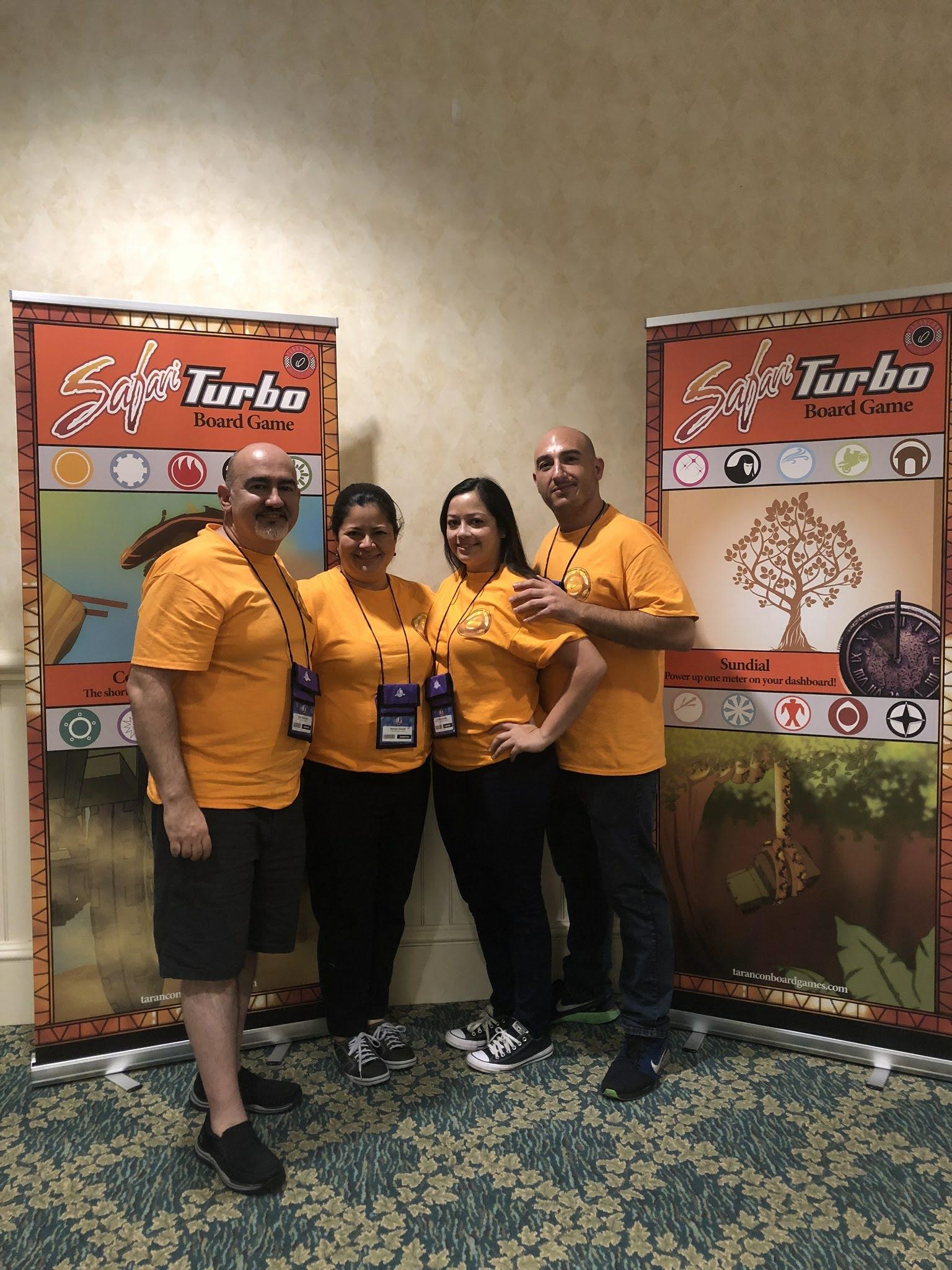 The Safari Turbo Team