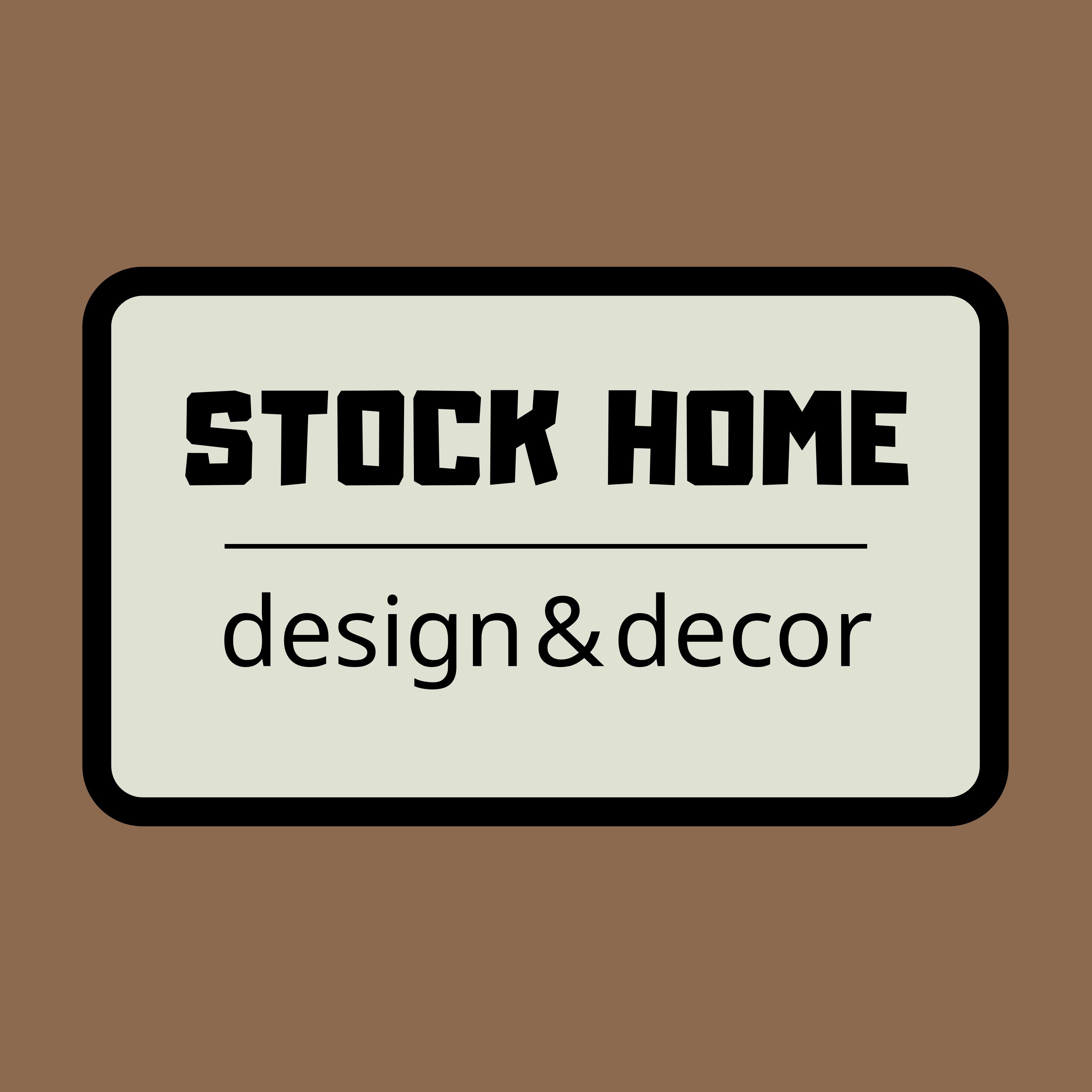Stock Home Deign