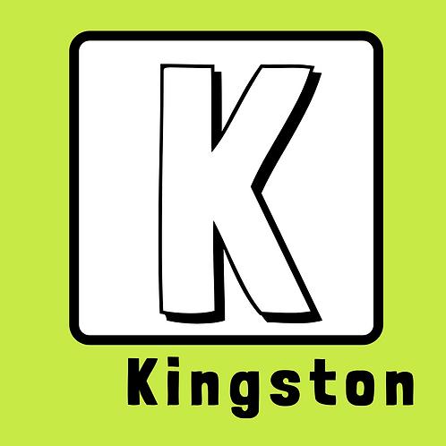 Kingston | Coconut & Lime