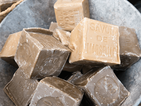 Origins of French Soap: King Louis XIV & Marseille