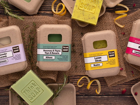 Saying YES to Handcrafted Artisanal Soap