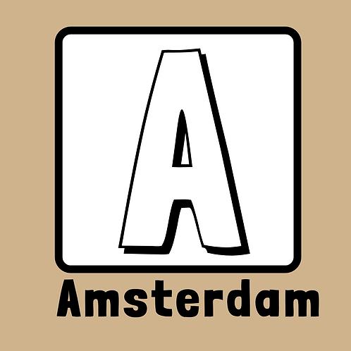 Amsterdam   Hipster Spirit