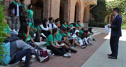 WLAFSC Summer Camp USC Tour - 6-27-18.JP