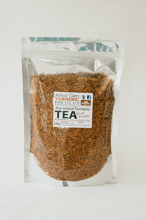 250g TURMERIC TEA