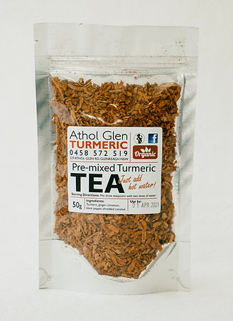 50g TURMERIC TEA