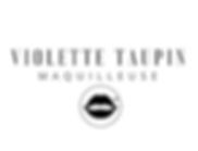Logo Violette Taupin Maquilleuse
