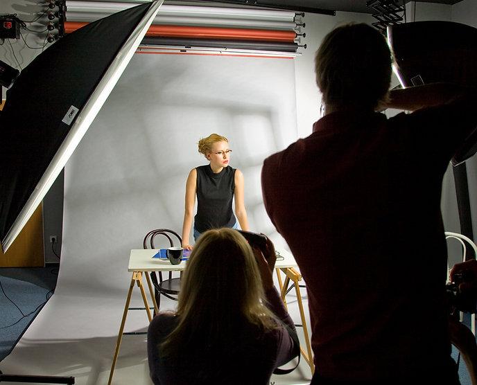 fotografování portrétů