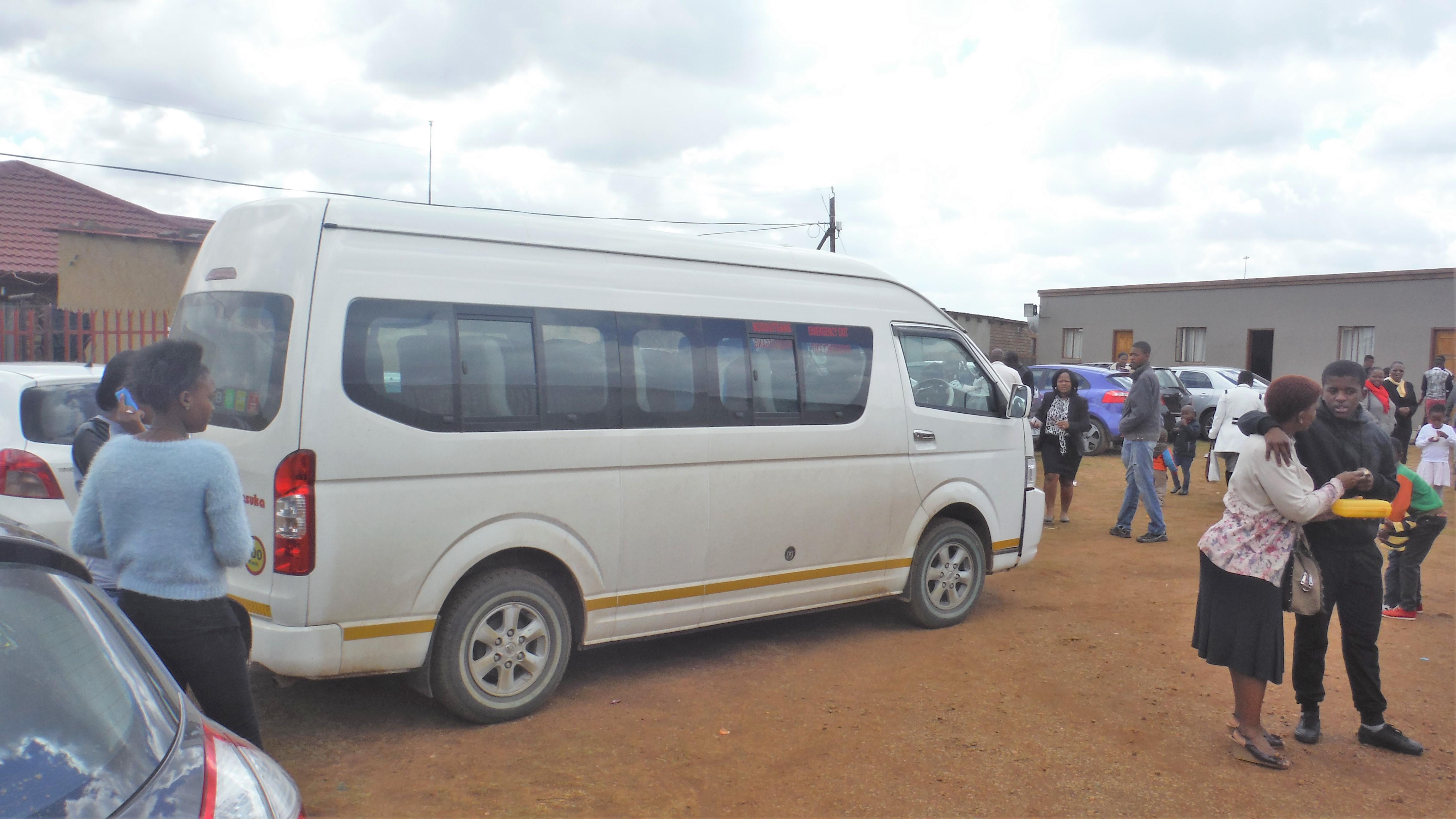 C.R.M. Church Bus