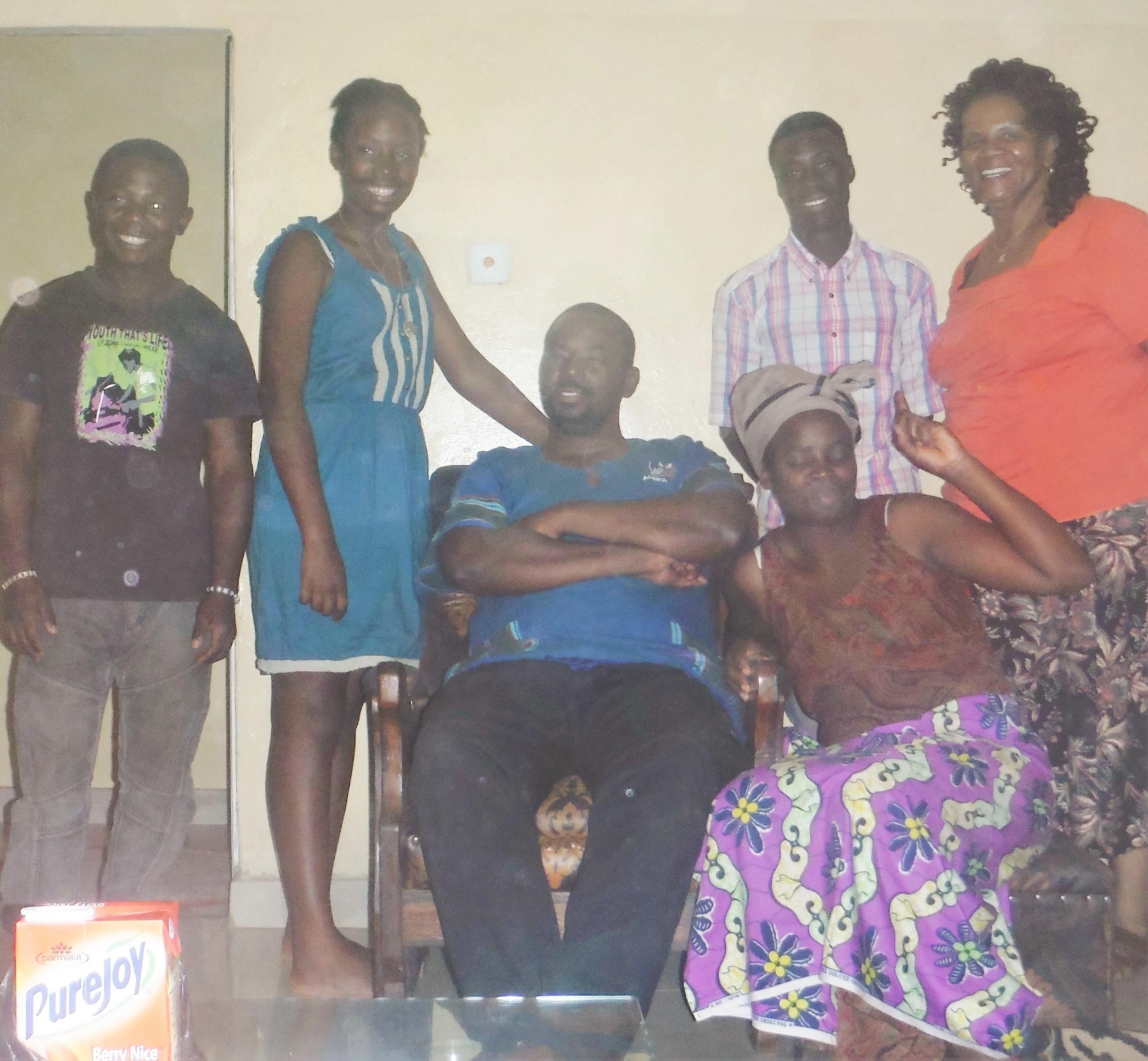 The Gondwe clan n Me