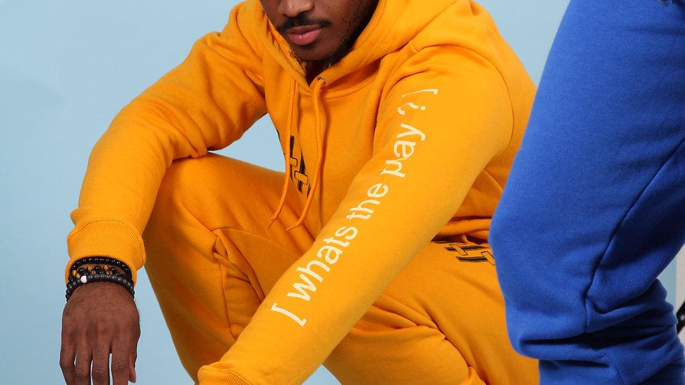 WTP Printed Hoodie